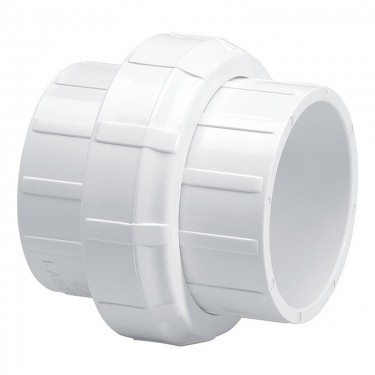 BioTek Marine PVC Gray Union Fittings