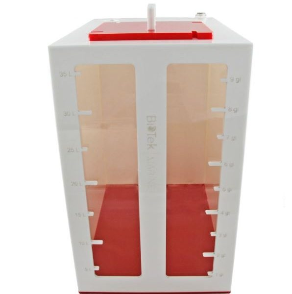 BioTek Marine Tek ATO Water Tank Red Edition